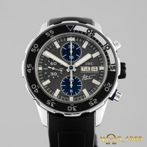 IWC Aquatimer Chronograph 44mm JACQUES YVES COUSTEAU BOX&P...