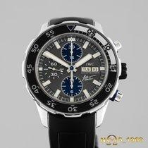 IWC Aquatimer Chronograph 44mm JACQUES YVES COUSTEAU BOX&P...