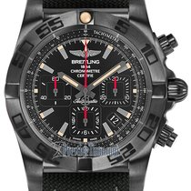 Breitling Chronomat 44 Blacksteel mb0111c3/be35/109w.m