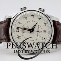 Girard Perregaux Traveller II Alarm GMT Steel 40mm 3480