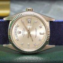 ロレックス (Rolex) Day Date 1803  White Gold Never Polish  Diamond...