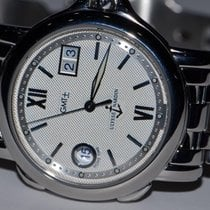 Ulysse Nardin 1846 GMT Big Date San Marco Stainless Steel...