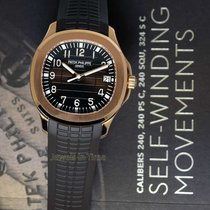 Patek Philippe NEW  Mens Aquanaut 5167 18k Rose Gold Automatic...