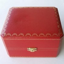 Cartier Scatola / Box in pelle rossa