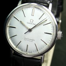 Omega Seamaster 601 DeVille Winding Steel Unisex Watch