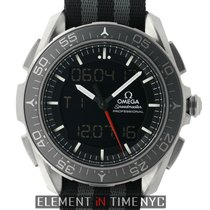 Omega Speedmaster X-33 SkyWalker Multifunction Titanium on...