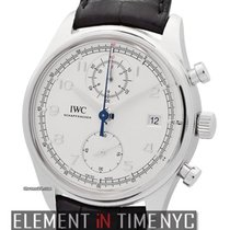 IWC Portuguese Collection Portuguese Chronograph Classic 42mm...
