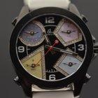 Jacob & Co. FIVE TIME ZONE PVD BLACK