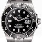 Rolex Submariner Data Ceramic Bezel 116610LN