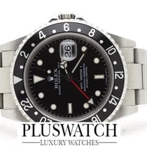 Ρολεξ (Rolex) Gmt Master II 16710 2005 NEVER POLISHED DIAL...