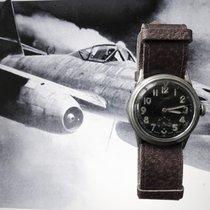 METRO 2.WK Military Wehrmacht Reichslüftwaffe Piloten Fliegeruhr