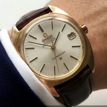 Omega 1966 Perfect Pink gold plated Omega Constellation Automatic