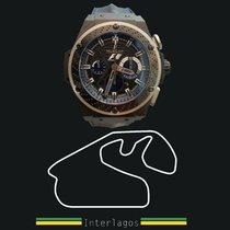 Hublot King Power F1 Interlagos Limited Edition