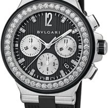 Bulgari Diagono Chronograph 40mm dg40bsdvdch/8