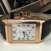 Jaeger-LeCoultre Reverso DuoDate Night & Day Rose Gold 18...