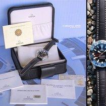 Omega SEAMASTER GMT 50th Anniversary Chrono BOND auto - Full set
