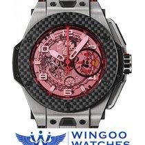 Hublot - Big Bang Ferrari Titanium Carbon Ref. 401.NQ.0123.VR