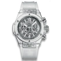 Hublot Big Bang UNICO 45mm Sapphire Crystal  Ref.411.jx.4802.rt