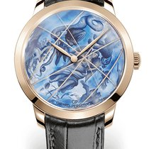 Girard Perregaux 1966 THE CHAMBER OF WONDERS Stone Marquetery...