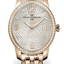 Girard Perregaux CAT'S EYE MAJESTIC Pink Gold Bracelet...