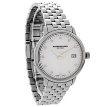 Raymond Weil Toccata Diamond Ladies Swiss Quartz Watch...