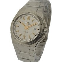 IWC IW323906 Ingenieur Automatic in Steel - on Steel Bracelet...