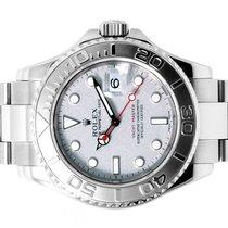 勞力士 (Rolex) Mens 16622 Yachtmaster - Platinum Dial / Platinum...
