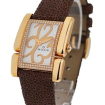 Milus AP1.ZD01.99.MAZZ.GOB Apiana Ladies in Rose Gold with...