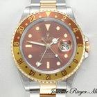 Rolex GMT-Master II 16713 Tiger Stahl Gelbgold 750