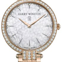 Harry Winston Premier Ladies Quartz 39mm prnqhm39rr002