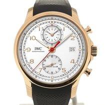IWC Portugieser Yacht Club Chronograph Gold