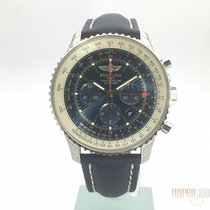 Breitling Navitimer GMT Aurora Blue Limited AB04411A.C937.101X...