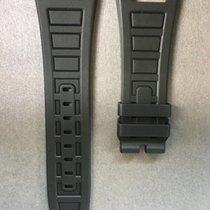 IWC Black Rubber Strap for Ingenieur Titanıum