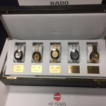 Rado Diastar Collection  serie of 5 pcs Limited Edition 40 years