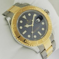 Rolex Yacht-Master Pre-Owned Oyster Perpetual Yellow Gold 40mm...