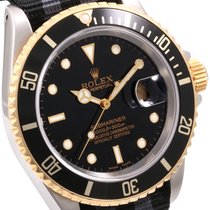 "Rolex 40mm TT Submariner ""James Bond"" NATO 2002 w/..."