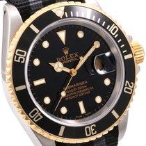 "Rolex 40mm TT Submariner Black Dial ""James Bond"" NATO ..."