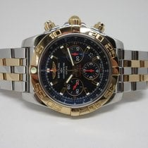 Breitling Chronomat B01 Stahl / Gold Limited Edition 44mm -...
