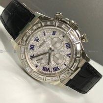 Rolex - Daytona 116589BR Diamond Bezel And Dial WG