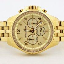 Michael Kors Gold Tone Pilot Quartz Watch Mk-5347