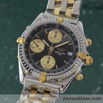 Breitling Chronomat Chronograph Gold /stahl Automatik B13048