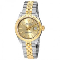 Rolex Lady-Datejust 28 MM 18K Gold Automatic