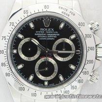 Rolex Professionali Daytona 116520 quadrante nero full set