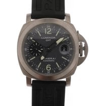Panerai Luminor Gmt Pam89 Pam089 Titanium