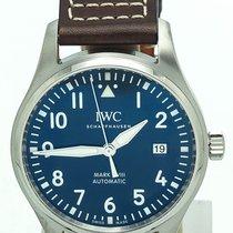 IWC Mark Xviii Le Petite Prince Pilot Blue Dial Iw327004 3...