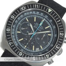 Zenith El Primero Sub Sea Pilot Chronograph Stahl 01-0190-415