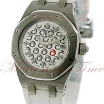Audemars Piguet Royal Oak Ladies Alinghi, Silver Dial, Limited...