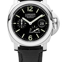 Panerai LUMINOR POWER RESERVE AUTOMATIC ACCIAIO - 44MM