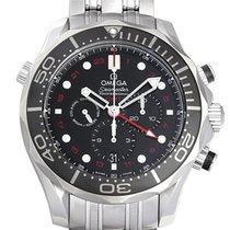 Omega Seamaster Diver 300m GMT Chronograph