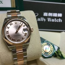 Rolex Cally - 178241 31mm Datejust Pink Roman Dial [NEW]